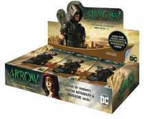 Image: Arrow Season Four Card Box  - Cryptozoic Entertainment