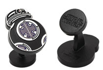 Image: Star Wars E8 Cufflinks: BB-9E  - Cufflinks Inc.