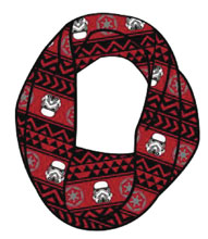 Image: Star Wars Infinity Scarf: Stormtrooper Aztec Sublimated  - Concept One Accessories