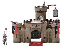 Image: Playmobil Play-Set: Hawk Knights Castle  - Playmobil Usa