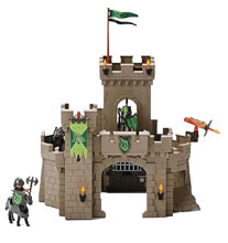 Image: Playmobil Play-Set: Wolf Knights Castle  - Playmobil Usa