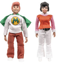 Image: DC Superfriends Wendy and Marvin 8-inch Action Figure 2 Pack  - Figures Toy Company