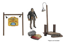 Image: Friday the 13th Camp Crystal Lake Accessory Pack  - Neca