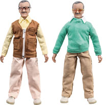 Image: Marvel Stan Lee 8-inch Action Figure Assortment  - Figures Toy Company