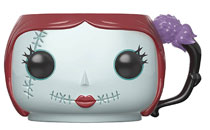 Image: Pop! Home Nightmare Before Christmas Head Mug: Sally  - Funko