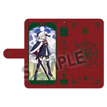 Image: Fate/Grand Order Phone Wallet Case: Artoria Pendragon  - Hobby Stock