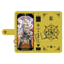 Image: Fate/Grand Order Phone Wallet Case: Berserker Sakata Kintoki  - Hobby Stock
