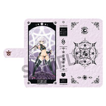 Image: Fate/Grand Order Phone Wallet Case: Jack the Ripper  - Hobby Stock