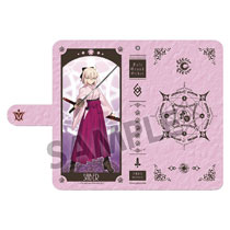 Image: Fate/Grand Order Phone Wallet Case: Saber Okita Souji  - Hobby Stock