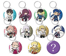 Image: Pikuriru Fate Grand Order Vol. 2: 50-Piece Can Keychain Display  - Hobby Stock