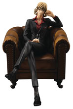 Image: Gem Series Tiger & Bunny SOC PVC Figure: Barnaby  - Megahouse Corporation
