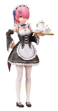Image: Re Zero Starting Life in Another World PVC Figure: Ram  (1/7 scale) - Pulchra