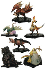 Image: Monster Hunter Standard Model Plus 6-Piece Blind Mystery Box Display Ver 9  - Good Smile Company