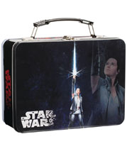 Image: Star Wars Tin Tote: Last Jedi  (Large) - Vandor LLC