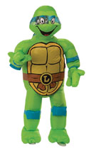 Image: Teenage Mutant Ninja Turtles Inflatable Adult Costume: Leonardo  - Rubies Costumes Company Inc