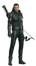 Image: DC TV Action Figure: Green Arrow  (deluxe version) (1/8 scale) - Star Ace Toys