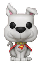 Image: Pop! Specialty Series DC Heroes Vinyl Figure: Krypto the Superdog  - Funko