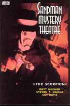 Image: Sandman Mystery Theatre Vol. 04: The Scorpion SC  - DC Comics