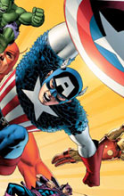 Image: Fallen Son: Death of Captain America SC  - Marvel Comics