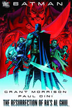 Image: Batman: The Resurrection of Ra's Al Ghul SC  - DC Comics
