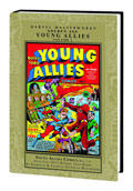 Image: Marvel Masterworks: Golden Age Young Allies Vol. 01 HC  - Marvel Comics