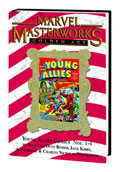 Image: Marvel Masterworks Vol. 121: Golden Age Young Allies Nos. 1-4 HC  - Marvel Comics