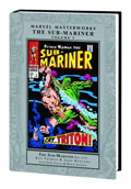Image: Marvel Masterworks: Sub-Mariner Vol. 03 HC  - Marvel Comics