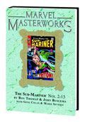 Image: Marvel Masterworks Vol. 120: Sub-Mariner Nos. 2-13 HC  - Marvel Comics