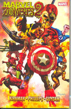 Image: Marvel Zombies Vol. 02 SC