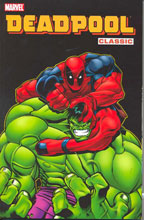 Image: Deadpool Classic Vol. 02 SC  - Marvel Comics