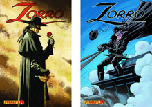 Image: Zorro #14 - D. E./Dynamite Entertainment