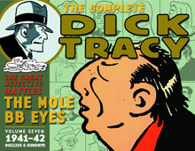 Image: Complete Dick Tracy Vol. 07 HC  - IDW Publishing