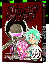 Image: Shaman King Vol. 22 SC  - Viz Media LLC