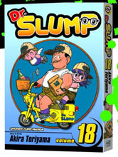 Image: Dr. Slump Vol. 18 SC  - Viz Media LLC