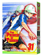 Image: Prince of Tennis Vol. 31 GN  - Viz Media LLC