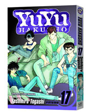 Image: Yu Yu Hakusho Vol. 17 SC  - Viz Media LLC