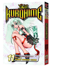 Image: Kurohime Vol. 11 SC  - Viz Media LLC