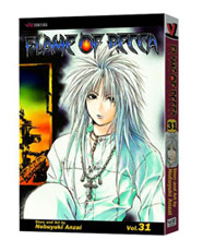 Image: Flame of Recca Vol. 31 SC  - Viz Media LLC