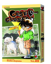 Image: Case Closed Vol. 29 SC  - Viz Media LLC
