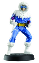 Image: DC Superhero Figurine Collection Magazine #30 (Captain Cold) -