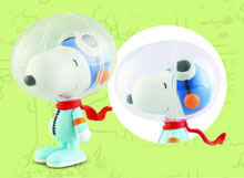 Image: Peanuts Astronaut Snoopy VCD Set  -