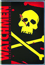 Image: Watchmen Black Freighter DVD  (regular ed.) -
