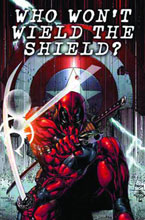 Image: Captain America: Who Won't Wield the Shield? #1 - Marvel Comics
