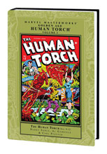Image: Marvel Masterworks: Golden Age Human Torch Vol. 03 HC  - Marvel Comics