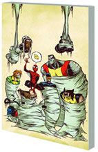 Image: Marvel Adventures Spider-Man: Peter Parker vs. the X-Men Digest SC  - Marvel Comics