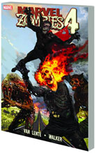 Image: Marvel Zombies 4 SC  - Marvel Comics