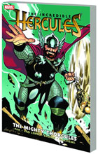 Image: Incredible Hercules: The Mighty Thorcules SC  - Marvel Comics