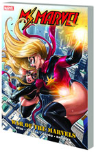 Image: Ms. Marvel Vol. 08: War of Marvels SC  - Marvel Comics