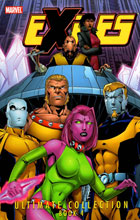 Image: Exiles Ultimate Collection Book 04 SC  - Marvel Comics