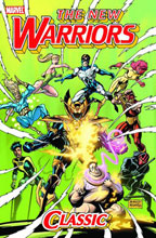Image: New Warriors Classic Vol. 02 SC